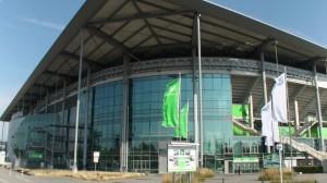 VfL Wolfsburg Stadion Volkswagen Arena