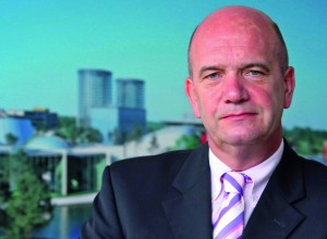 Bernd Osterloh, Vorsitzender des Gesamt- und Konzernbetriebsrats der Volkswagen AG. Foto: VW