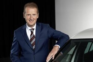 Dr. Herbert Diess, Foto: Volkswagen AG
