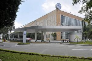 Volkswagen do Brasil, Werk Anchieta, Brasilien. Foto: Volkswagen